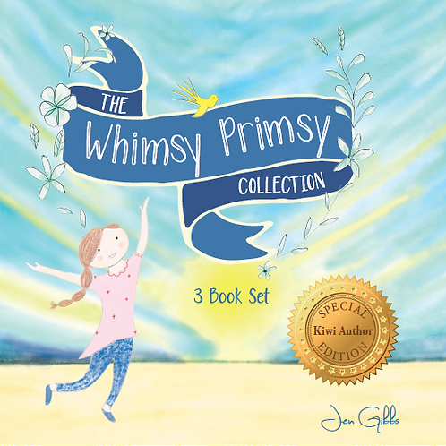 The Whimsy Primsy Collection Boxed Set