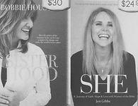 Jen's Shoutout 2 | Bobbie Houston | Jen Gibbs Author
