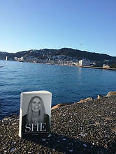 Jen Gibbs Author | SHE | First Flight