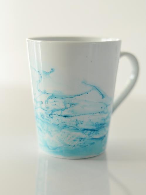 Le lagon bleu - Tasse
