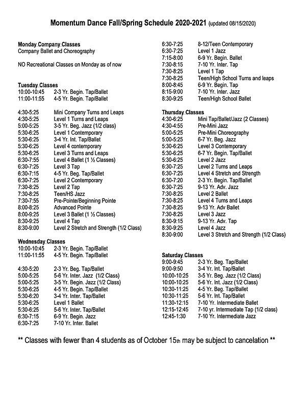 2020 Momentum Fall Schedule (8.17).jpg