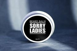 SORRY LADIES BEARD BALM