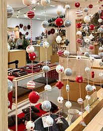 2020年11月18日~12月1日 阪急百貨店10Fクリスマスコーナーに出展します。