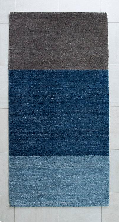 バンド-Blue 2×1m