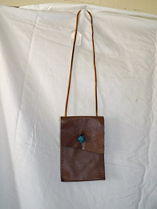 Handmade Leather Purse - small