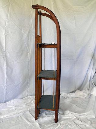 Vintage Sled Shelves