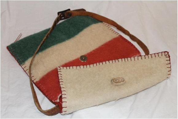 Hudson Bay Blanket Bag