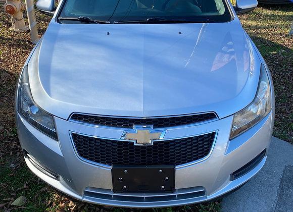2011 Chevrolet Cruise
