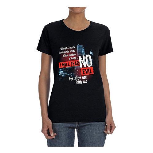 Psalm 23:4 Women's T-Shirt