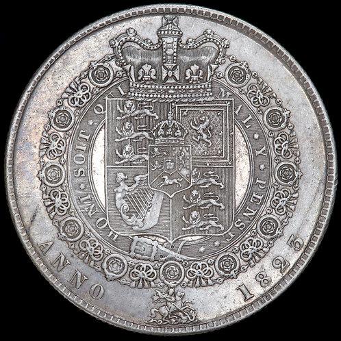 George IV, 1820-30. Halfcrown, 1823. Second Reverse.