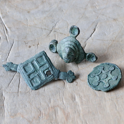 Roman Brooches, 1st-3rd Century A.D.