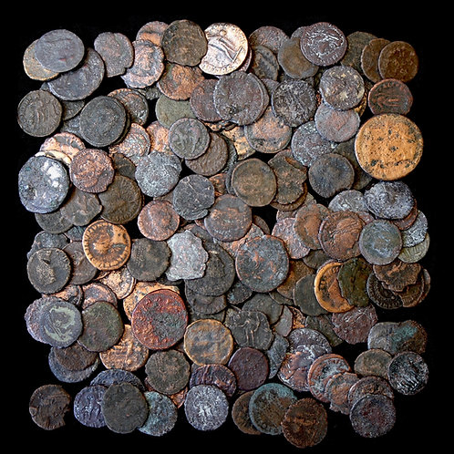 Roman Empire. Research Group Of Mixed AE Denominations. (160 Coins)