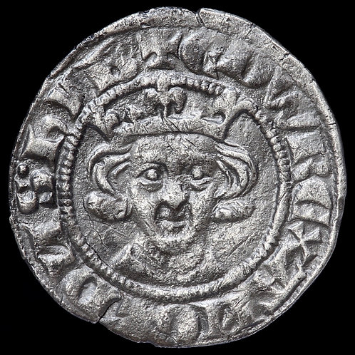 Edward I, 1272-1307. Penny. Class 1c, May-December 1279. London Mint.