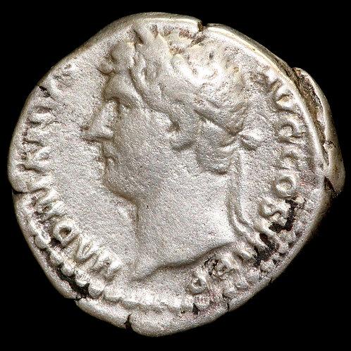 Roman Empire. Hadrian, 117-138 AD. AR Denarius. Rome Mint.