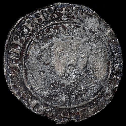 Henry VIII, 1509-47. Groat, mm.-/WS Monogram, c.1546-7. Bristol Mint.