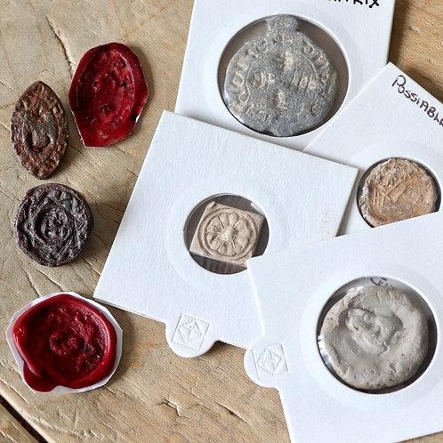 Medieval Copper-Alloy Seals.