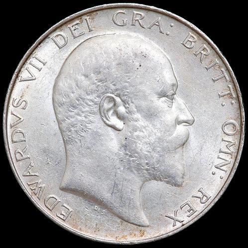 Edward VII, 1902-10. Halfcrown, 1910.
