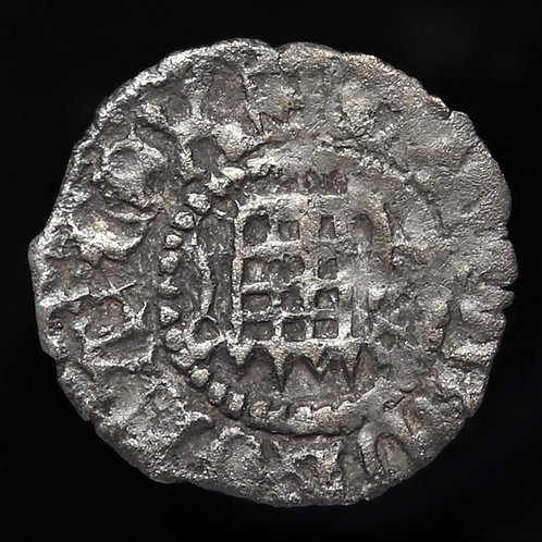 Henry VIII, 1509-47. Farthing, mm. Portcullis Crowned. 1st Coinage, 1509-26.
