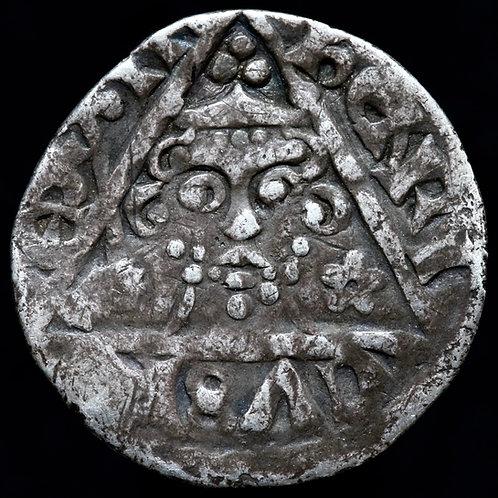Ireland. Henry III, 1216-72. Penny. Class IIa. Dublin Mint. Moneyer Ricard.