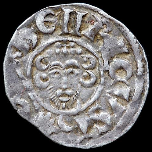 King John, 1199-1216 A.D. Penny, Short Cross. Moneyer Ilger, London Mint.