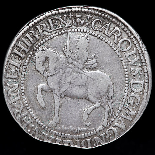 Scotland. Charles I, 1625-49. Thirty Shillings. Third Coinage, 1637-42.
