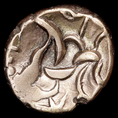 Celtic Britain. Corieltauvi, Gold Stater. South Ferriby Type, c.45-10 BC.