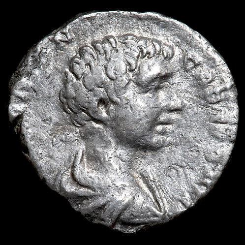 Roman Empire. Caracalla, 198-217 A.D. Denarius. Rome Mint, 198 A.D.