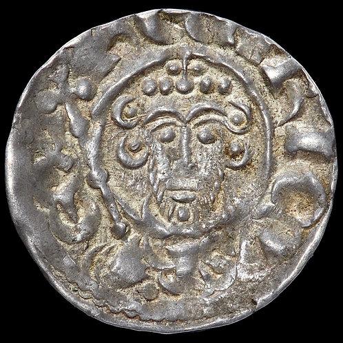 King John, 1199-1216 A.D. Penny, Short Cross. Moneyer Ravf, London Mint