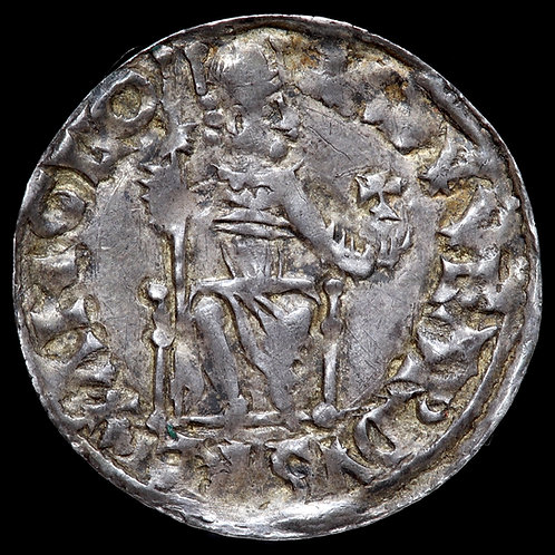 Edward The Confessor, 1042-66. Penny, Sovereign / Eagles Type. Winchester Mint.