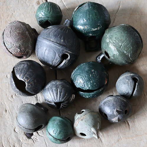 Post Medieval Crotal Bells, 17th-19th Centuries.
