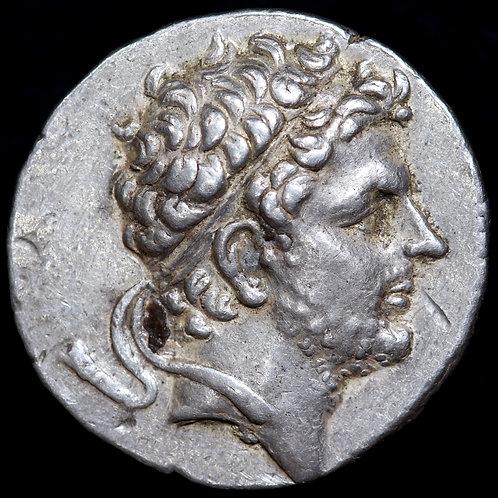 Ancient Greece. Kingdom of Macedon, Perseus 179-168 B.C. Silver Tetradrachm.