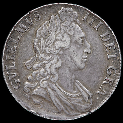 William III, 1689-1702. Crown, 1695.