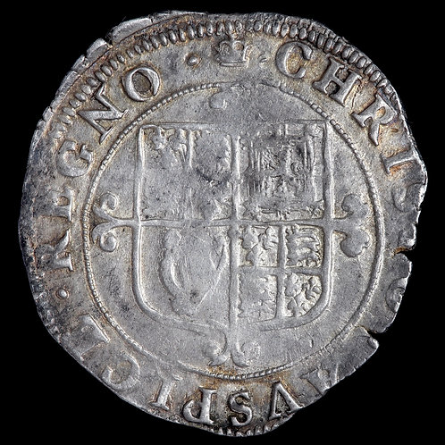 Charles II, 1660-1685. Sixpence, mm. Crown. Third Hammered Issue, 1660-62.