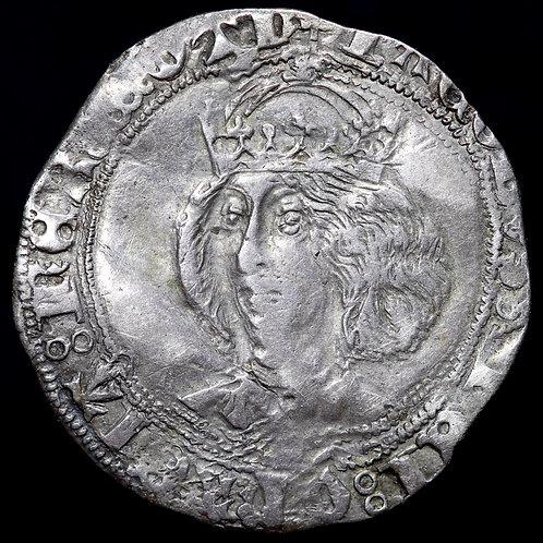 Scotland. James III, 1460-88. Groat. Edinburgh Mint.