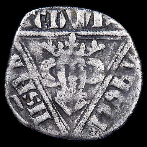 Ireland. Edward I 1272-1307. Halfpenny. Waterford Mint. 2nd Issue, 1281-82.