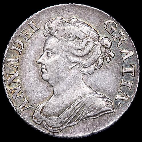 Anne, 1702-14. Shilling, 1709.