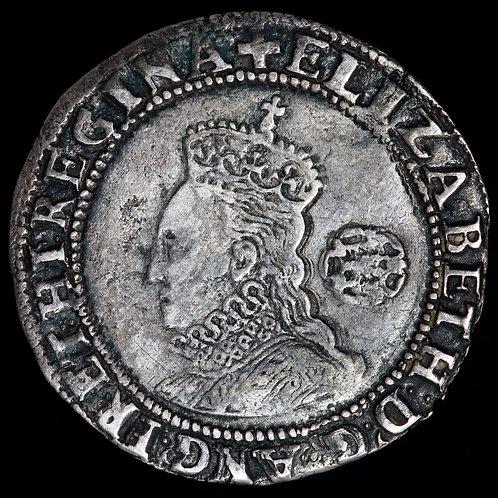 Elizabeth I, 1558-1603. Sixpence, 1578, mm. Greek Cross.