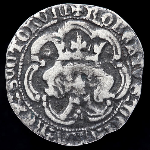 Scotland. Robert III, 1390-1406. Groat, Heavy Coinage, 1390-c.1403.