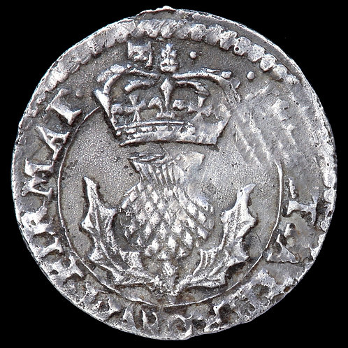 Scotland. Charles I, 1625-49. Twenty Pence. Falconer's Issue, 1637-42.