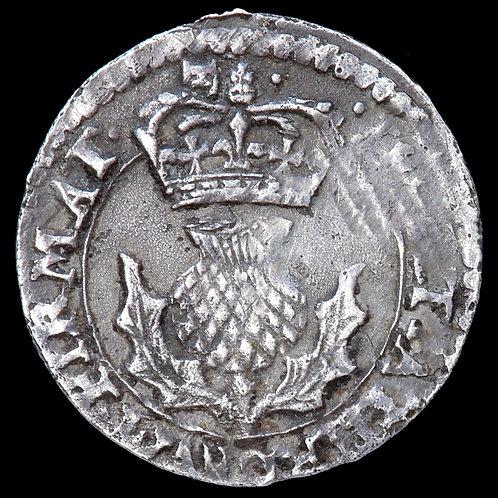 Scotland. Charles I, 1625-49. Twenty Pence. Falconer's Issue, 1637-42.