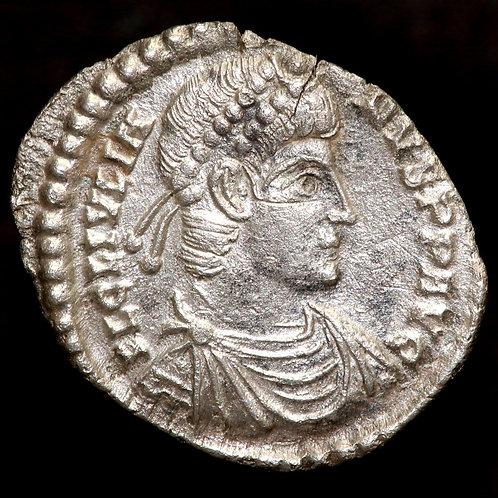 Roman Empire. Julian II, 360-363 AD. AR Siliqua. London Mint.