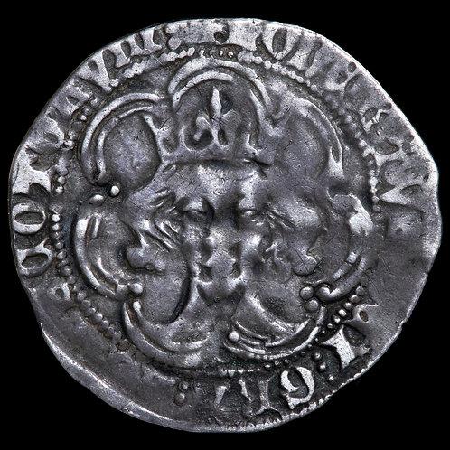 Scotland. Robert III, 1390-1406. Groat, mm. Cross Pattée. Edinburgh Mint.