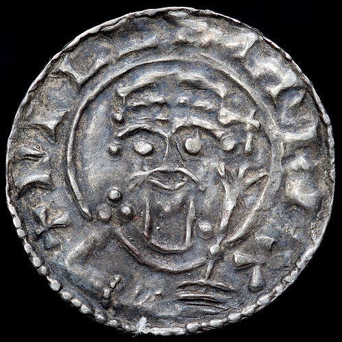 William I, 1066-87. Hammered Penny. PAXS Type. Bristol Mint, Moneyer Colblac.