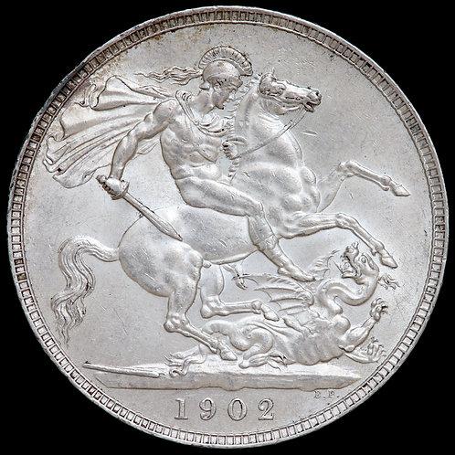 Edward VII, 1902-10. Crown, 1902.