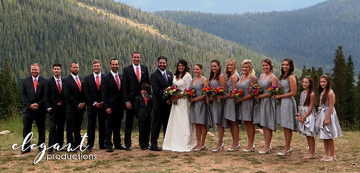 Elegant Productions, Colorado Wedding Videography, Keystone Wedding Film, Timber Ridge, Keystone Cinematography