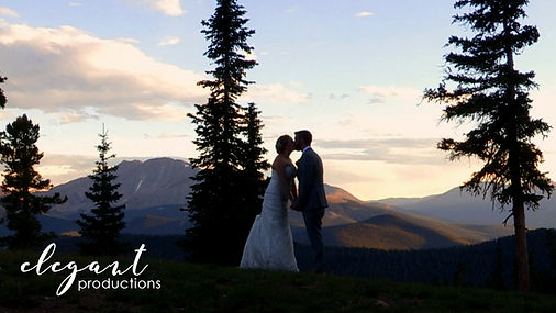 Elegant Productions, Colorado Wedding Videography, Keystone Wedding Film, Timber Ridge Wedding, Keystone Resort, Breckenridge Cinematography
