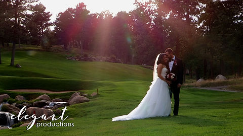 Elegant Productions, Colorado Wedding Videography, Denver Wedding Film, Hiwan Golf Club, Wedding Cinematography