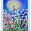Thumbnail: Butterfly Garden Original Painting