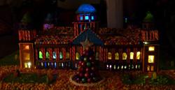 Gingerbread Belfast City Hall