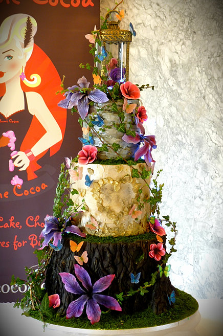 madame cocoa wedding cakes gallery